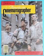 AMERICAN CINEMATOGRAPHER June 1984 Ghostbusters