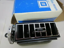 New OEM GM 1982 - 1996 Buick Century dash AC vent louver deflector outlet NOS