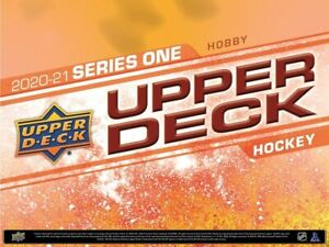 20-21 Upper Deck Series 1 - Game Jersey Pick your card