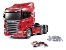 Tamiya Scania R620 3-Achs 6x4 inkl. LED und Kugellager - 56323LEDKU