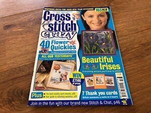 CROSS STITCH CRAZY MAGAZINE #42 ALL OUR YESTERDAYS