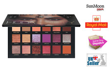 ❤️ Huda Beauty Desert Dusk Edition Textured Eye Shadows Palette 18 Colours UK ❤️