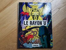 "Le Rayon ""U"" E.P. Jacobs EO 1974 Editions du Lombard"