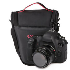 Waterproof Camera Case Shoulder Bag For Canon DSLR EOS 1000D 450D 500D 550D SLR
