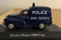 Morris Minor 1000 Van West Riding Constabulary Atlas Editions 1:43 Scale