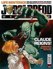 Judge Dredd Megazine 2000ad # 350 - No Poster