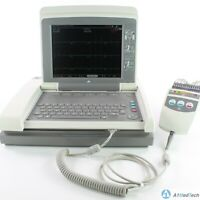 GE MAC 5000 ECG Machine Color with CAM 14 Acquisition Module & Leads