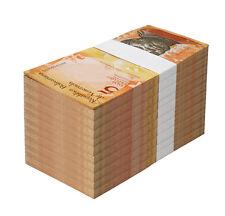 Venezuela 5 Bolivares X 1,000 (1000) Pieces (PCS), 2014, P-89, UNC, Brick