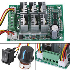 DC 5V-36V 15A 3-Phase Brushless Motor Speed Control CW CCW Reversible Switch zg