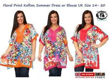 Rayon Floral Plus Size Tops & Shirts for Women