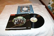 Clover LP with Original Company Record Sleeve-LOVE ON THE WIRE STEREO