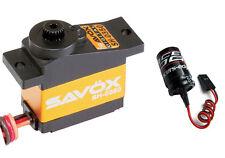 Savox SH-0350 Digital Micro Servo V2 w/ Free Capacitor T-REX 450 PRO SPORT