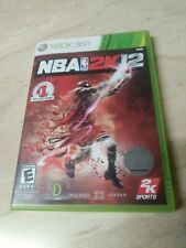 NBA 2K12 Xbox 360 2K Sports