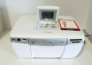 Lexmark Model 4350-030 4 X 6 Printer With Photo CD Burner