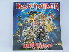Iron Maiden - Best Of The Beast - 4 Lp Vinyl