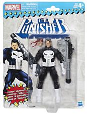"""*** PUNISHER *** MARVEL LEGENDS SUPER HEROES, Vintage/Retro 6"""" Toybiz"""