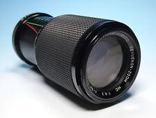 Revuenon-Zoom Auto MC 1:4.5/80-200mm für Pentax K Objektiv lens objectif - 81888