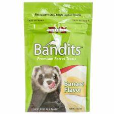 LM Marshall Bandits Premium Ferret Treats - Banana Flavor - 3 oz