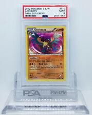 Pokemon DARK EXPLORERS ARCHEOPS 110/108 SECRET RARE HOLO PSA 9 Mint #28741962