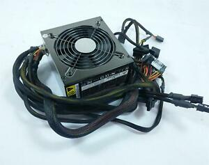 Cooler Master RS-500-ASAA 500W ATX 20+4 Pin PSU Power Supply