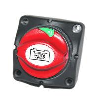 Hella Marine Batterietrennschalter EIN/AUS 275A Konstant 1250A max Hauptschalter