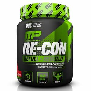 EXPIRED Musclepharm RE-CON SPORT Post-Workout MP Recon 30 Serv Choose Flavor