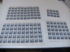 """DDR 1953 MNR 396  """"Tag der Briefmarke"""" **  > 2 Bogen postfrisch"""