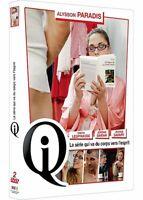 DVD SERIE QI COMEDIE : Q.I. SAISON 1 - L'EXTASE PHILOSOPHIQUE D'UNE STAR DU X