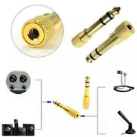 Headphone 3.5mm To 6.5mm Female Male  Stereo Audio Jack Adapter Plug Converter