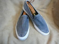Converse Blue Denim Slip On Loafer Sneakers For Men Size 45 US 11