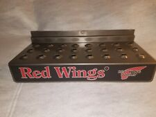 RED WING BOOTS STEEL STORE DISPLAY SHELF