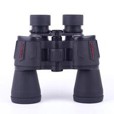 Sports 12X50 BAK4 PORRO Prism Optic HD Binoculars Light Night Vision Telescope