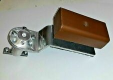 Aluminium riser block for Anschutz Walther Gehmann with wood piece