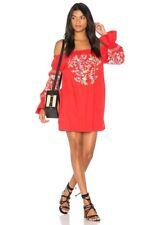 Free People Fleur Du Jour Enchanted Garden Mini Dress M