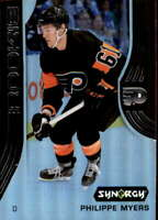 2019-20 Upper Deck Synergy Red #76 PHILIPPE MYERS RC Unscratched Bounty Flyers