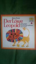 LP: Der Löwe Leopold und andere Geschichten - DGG JUNIOR - 1978 - Top Selten!