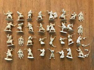 OOP Conte WWII Beau Geste Tauregs Arabs Set #1 & Set #2 32 figures comp loose