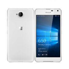 """Microsoft LUMIA 650-Blanco - 5"""" 16GB- 8 MP ** 4G-DESBLOQUEADO * Smartphone-nueva condición"""