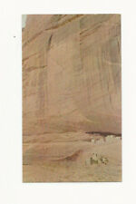 VINTAGE UNUSED UNION 76 GASOLINE POSTCARD OF WHITE HOUSE CLIFF DWELLING