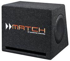 Helix Match PP 7E-D Dual-Bassreflex 16,5 cm Subwoofer 400 Watt max. Woofer Kiste