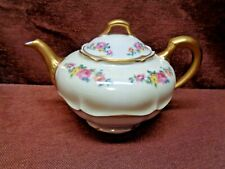 HAVILAND FRANCE FLORENCE SCH 549 TEAPOT  Free Shipping