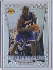 Refractor Shaquille O'Neal Basketball Trading Cards