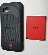 OEM HTC Rezound ADR6425 Standard Back Cover Door + Battery BTR6425B