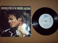 MICHAEL JACKSON - 7 INCH - ANOTHER PART OF ME