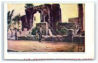 Postcard Ruins of the Church of the Advent, San Francisco CA 1906 G10 A
