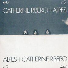 ☆ CD Catherine Ribeiro + Alpes N°2 - MINI LP REPLICA CARD SLEEVE -8 -TRACK