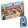 Horrible Histories Monopoly & Top Trumps Bundle