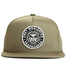 OBEY CLASSIC PATCH SNAPBACK CAP - LIGHT ARMY - 100% AUTHENTIC