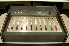 LEM 808R MIXER AMPLIFICATO  VINTAGE  DA 150 WATT MONO CON 8 CANALI **Perfetto***