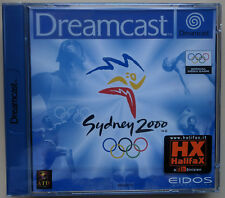 SYDNEY 2000 Olympics - SEGA DREAMCAST GAME - PAL - BRAND NEW SEALED